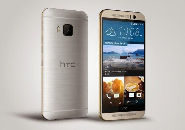 HTC One M9 Android 7.0 Nougat Update verfügbar