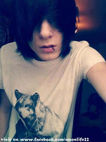 emo boy <3 Cutest People Ever <3