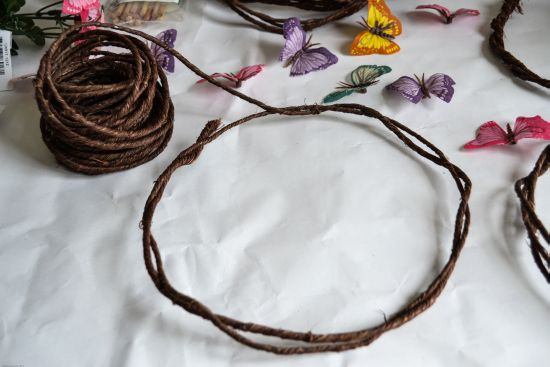 DIY Fairy Crowns, how to make fairy crowns, woodland fairy costume, crowns, fairies