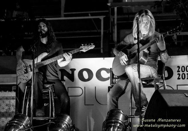 DOUG ALDRICH + MICHAEL DEVIN (ACÚSTICO)- 27 de Junio'13 - Sala Pinocchio (TOLEDO) | Metal Symphony