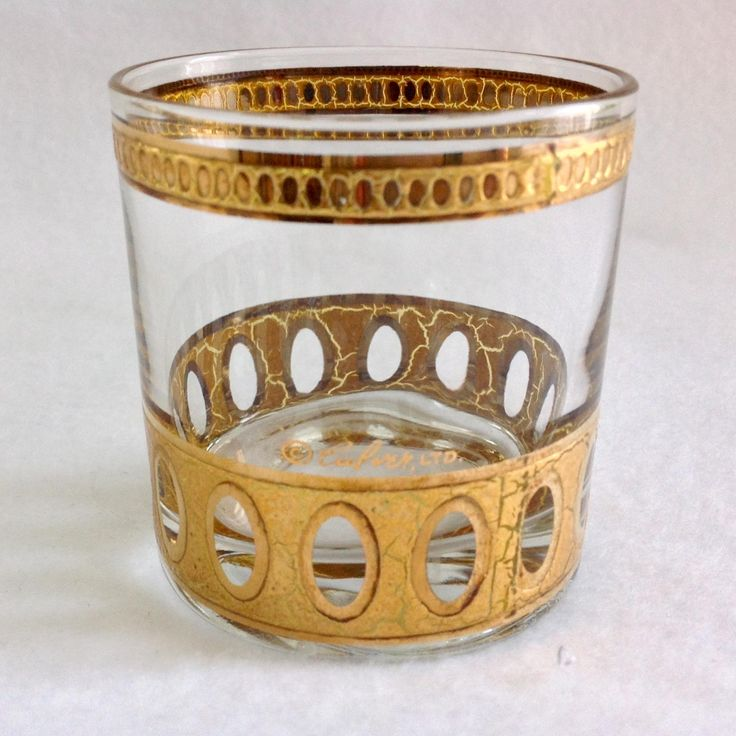 mid-century culver glasses - Google Search