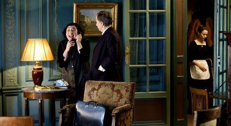 Film DVD Kvinderne på 6. Sal. Lun komedie er perfekt til det kolde efterår