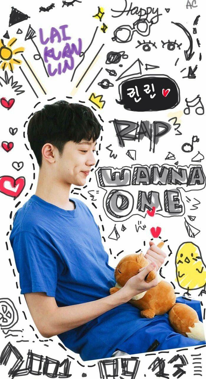 Wanna-One - Lai Guanlin