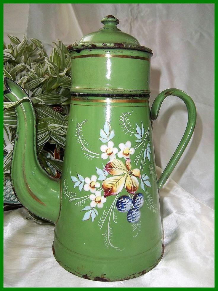 1838 best Collection de Cafetières images on Pinterest | Dishes ...