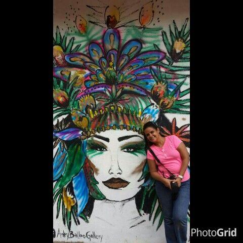 Panamá hood art #PhotoGrid