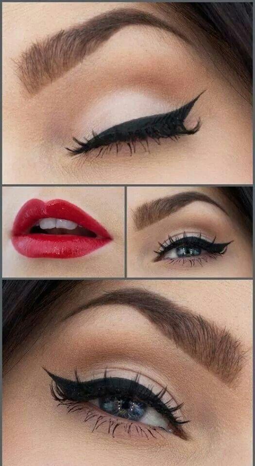 Labios rojos!!!