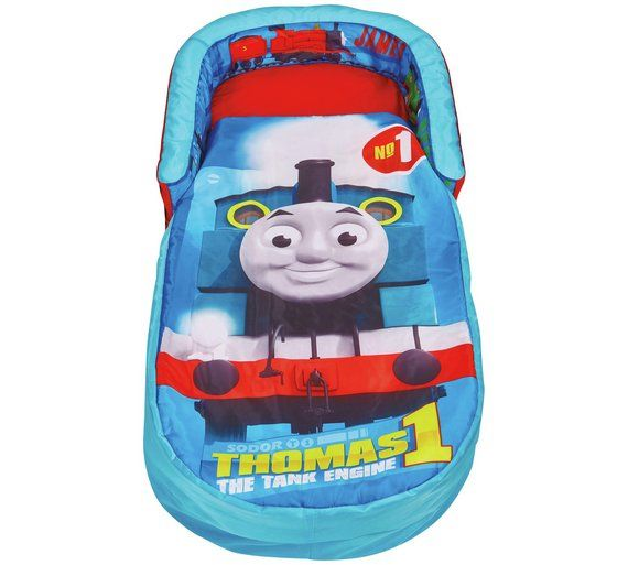 Buy Thomas & Friends Toddler ReadyBed Airbed & Sleeping Bag at Argos.co.uk, visit Argos.co.uk to shop online for Guest beds, Beds, Bedroom furniture, Home and garden