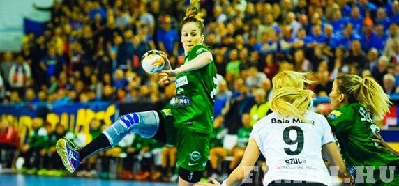 Fájó vereség - Női kézilabda-csapatunk nyolc gólos vereséget szenvedett Nagybányán.