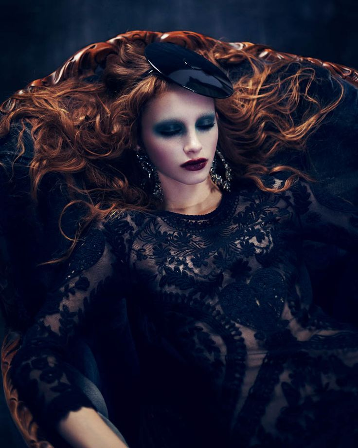 Gothic Beauty Magazine: 17 Best Images About Daring Fashions On Pinterest
