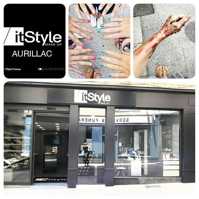 Votre nouvelle boutique  Make Up sur Aurillac et aussi de prestations  Bar à ongles, Bar à Makeup et Bar à sourcils itStyle Make Up Aurillac est prête à vous accueillir ce Samedi 15 Juillet 2017 au 6 Rue de l'Hôtel de Ville 15 000 Aurillac Tel: 04 71 49 57 97 - ---------------------------- #itstylegirls #itstylemakeup #itstyle #italianstyle #itstylecosmetics #review #makeup #lipproducts #foundation #blushes #newbrand #newmakeup #bbloggers #denimdaze #maquillage #cosmétiques #baràmakeup…