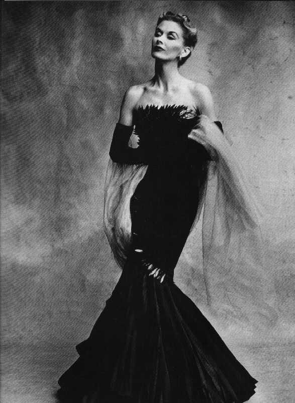 Lisa Fonssagrives of the 40's: Photos, Vintage Fashion, Dress, Evening Gowns, Irving Penn, Fashion Photography, 1950 S, Lisa Fonssagrives