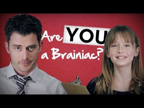 """YouTube Launches """"Are You A Brainiac EDU Quiz"""" – Testing Your Intelligence [Video]Education Channel, Site Call, K12 Schools, Learning Quiz, Intelligence Videos, Things Youtube, Videos Learning, Pop Quiz, Jim Sill"""