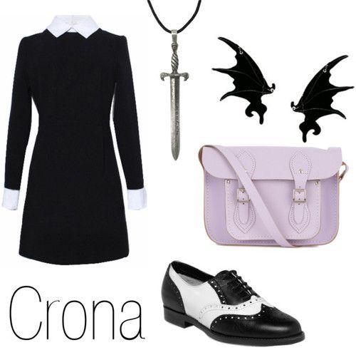 Soul Eater: Crona