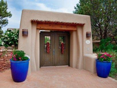59 Best Adobe House Images On Pinterest Santa Fe Style
