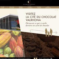 tARIFS 2017 Espace de visite - la Cité du Chocolat Valrhona  Visite libre de l'espace, de nombreuses animations, 2h-2h30 de visite, rencontre avec les métiers du cacao et du chocolat, de nombreuses dégustations... Adulte : 9€ (avant 12h) / 10,50€ (après 12h)Enfant : 7,50€ (avant 12h) / 8,50€ (après 12h)