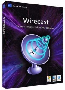 Telestream Wirecast Pro 7.2.0 With Crack +Mac Free Download