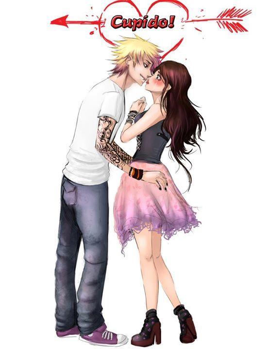 Cupido! Zakochana w chłopcu z glutem ;)