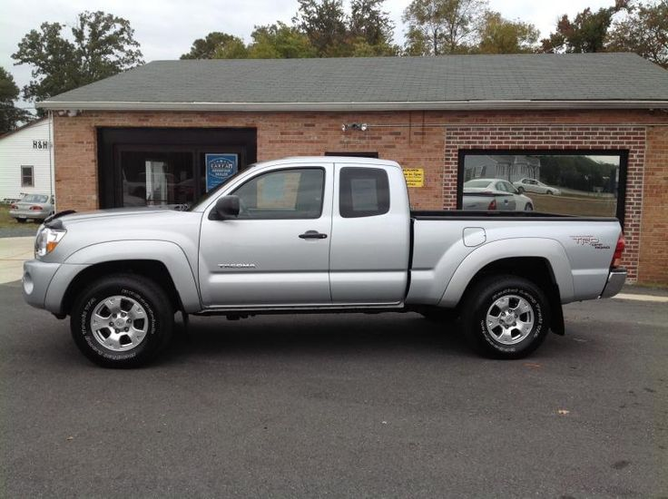 2005 TOYOTA TACOMA for sale at Mohler Auto Sales