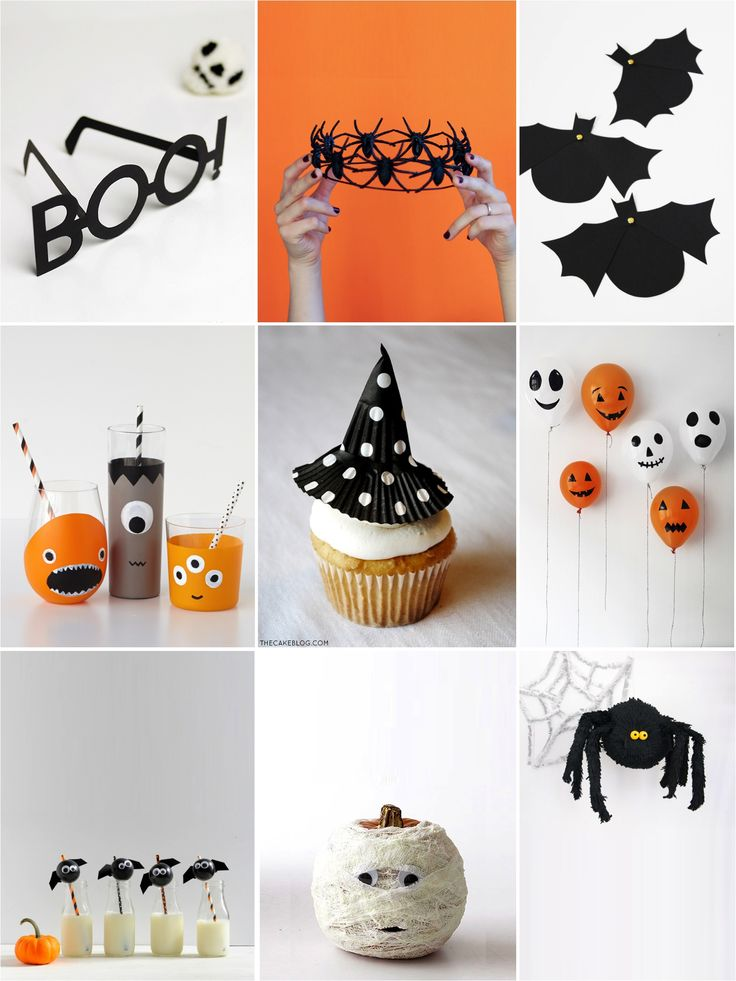 If you're throwing a Halloween party or even if you just want to spook up your home for fun, we have some fabulous Halloween party decorations for you to make