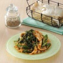Kangkung tumis cabai hijau,mudah dan praktis membuatnya. Yuk kunjungi resepnya.