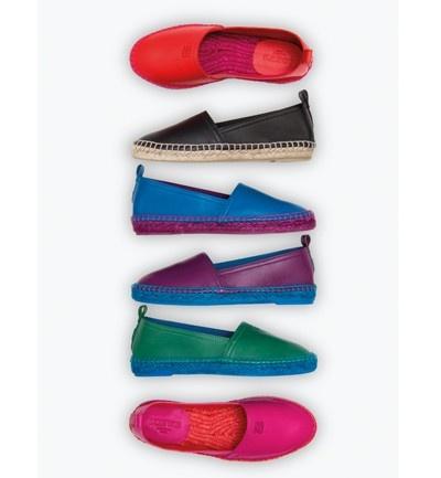 23 mejores im genes sobre zapatillas panchas y m s en for Gama de colores vivos