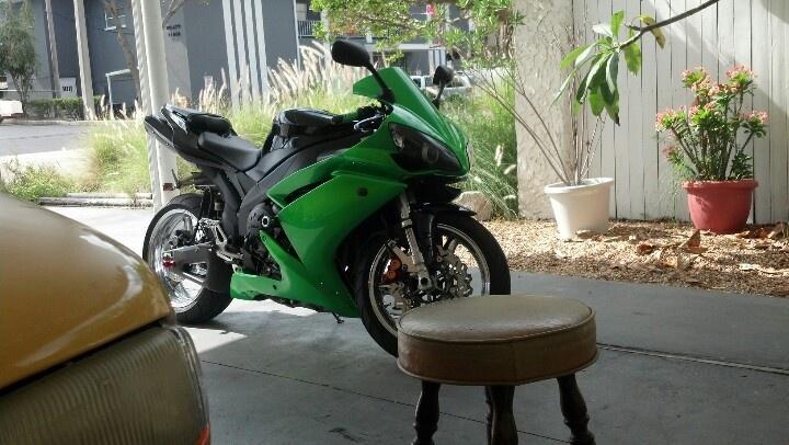 2008 Yamaha R-1