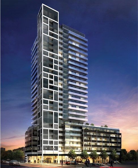 RISE CONDOMINIUMS , RISE CONDOS FLOOR PLANS , RISE CONDOS AT 1443 BATHURST STREET TORONTO
