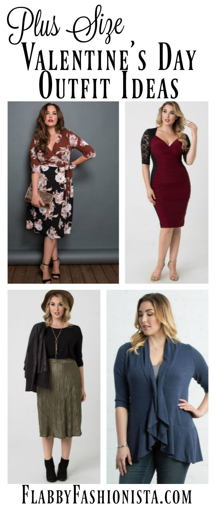 Looking for the perfect date night outfit for February 14th  Check out  these Plus Size Valentine s Day Outfits Women Look   Feel Great In! 79e95e4f8