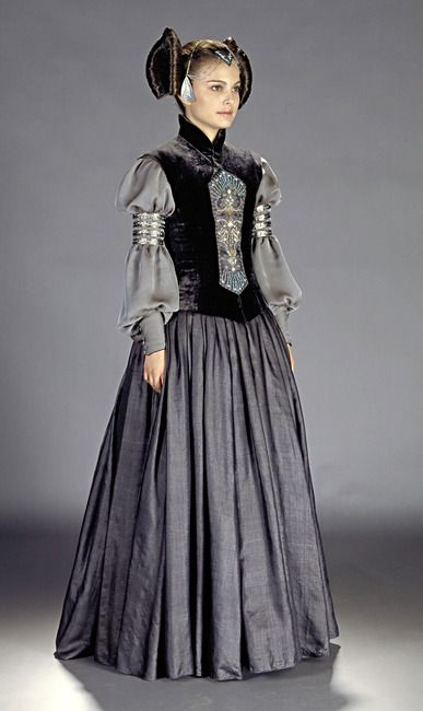 Natalie Portman as Padmé Amidala in Star Wars
