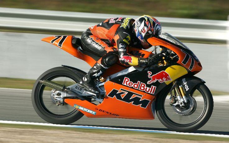 Farvel KTM 125cc