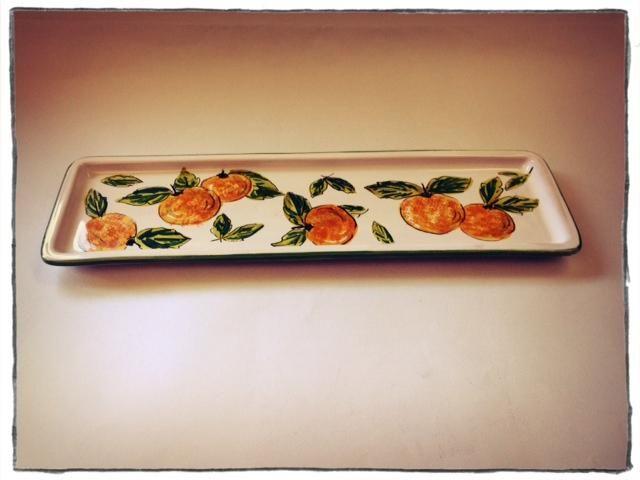 vassoio clementine
