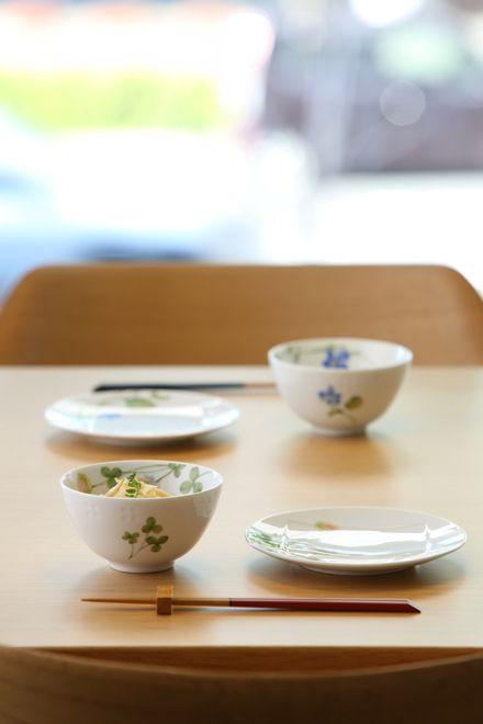 [限定セット]あづまの路 飯碗&小皿発売記念キャンペーン - ノリタケスタイル ノリタケ食器オフィシャルサイト