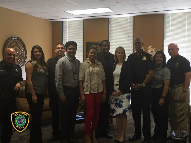 Houston Police Community Blog: HPD, Community Service, and the Department of Just...