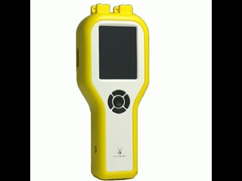 How To Use The Lion Alcolmeter ® 600 - Demonstration