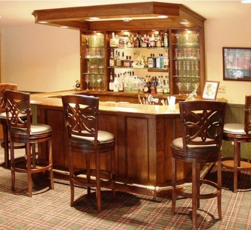 Lovely Furniture, Mini Custom Wooden Home Bar Painted Furniture Bistro Table Sets  Stools On Foyer Chairs Home Goods Nook Ikea High End Rooms Patio Glass House  Bars ...