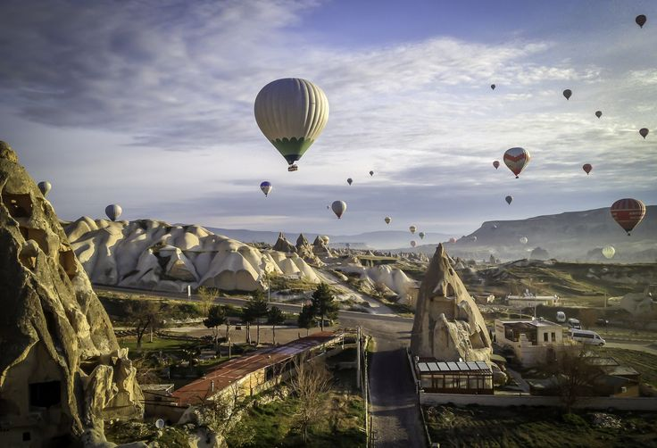 Cappadocia: Top Three Things To Do http://www.allureofelsewhere.com/home/2016/7/17/cappadocia-top-three-things-to-do