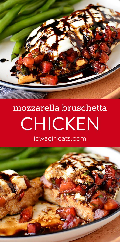 Mozzarella Bruschetta Rooster