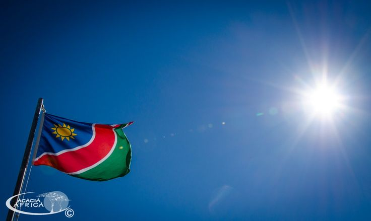 Acacia Africa | Namibia | Africa | Namibia flag