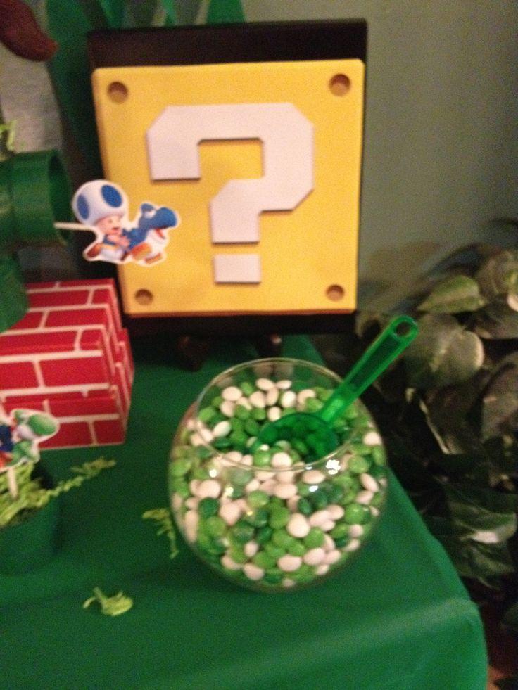 17 best images about luigi birthday party on pinterest - Luigi mario party ...