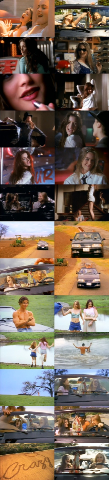 Aerosmith - Crazy | Featuring Liv Tyler and Alicia Silverstone