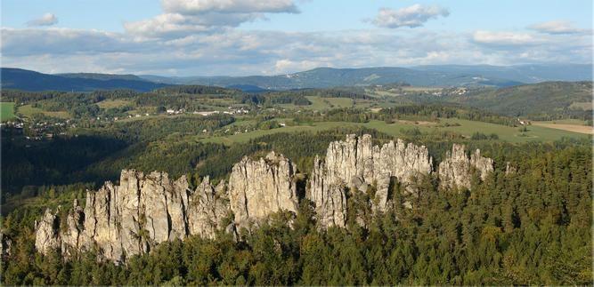 Galerie - Vyhlídkové místo (Vyhlídka, daleký výhled) • Mapy.cz