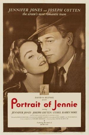 Potrait of jennie,  Hayal kadin,1948