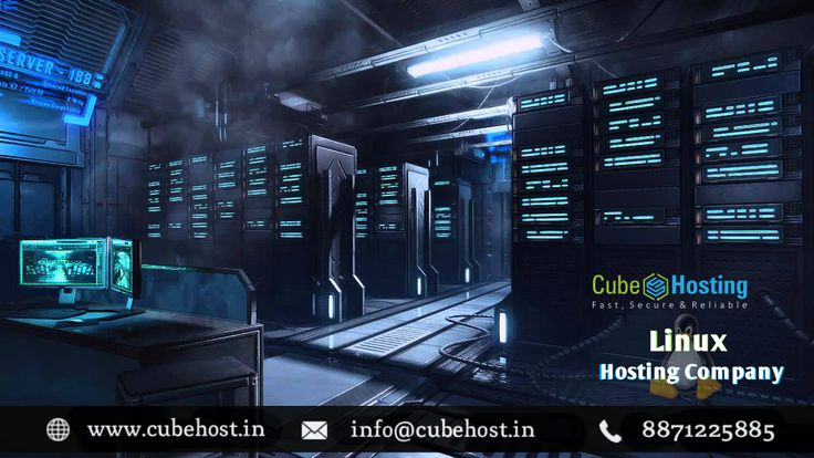 #Cubehosting - #Linux #Hosting Company, enable Customers to Access all of The essential features of their Website's