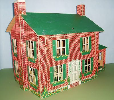 1000 Images About Doll Houses On Pinterest Wooden Dolls