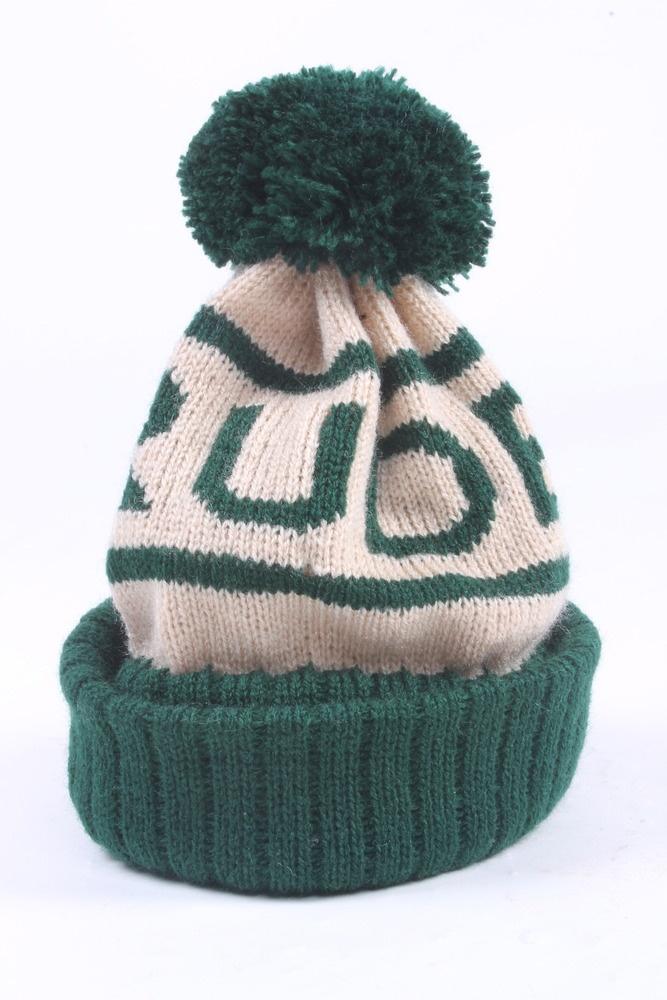 Image of Forest/Camel Bobble Hat