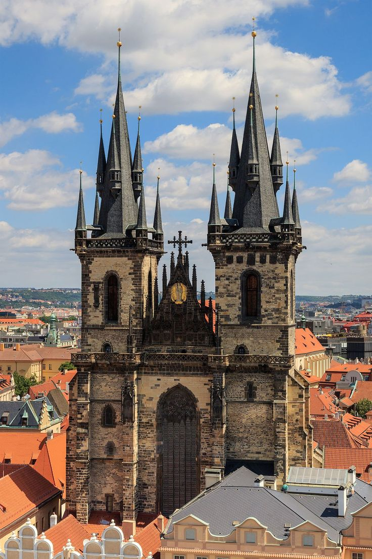 Church of Our Lady before Týn - Wikipedia