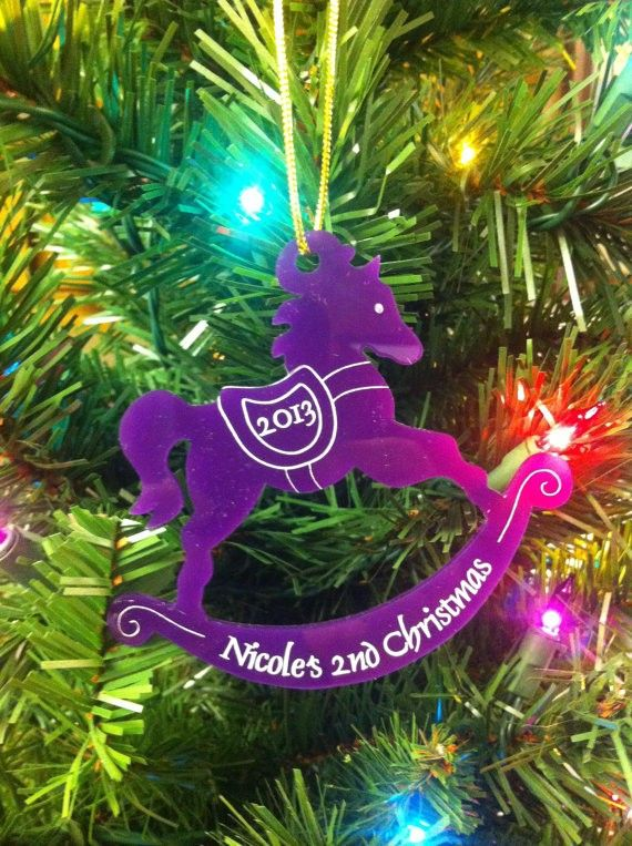 20 best Rocking Horse Ornaments For 2013 Christmas images on