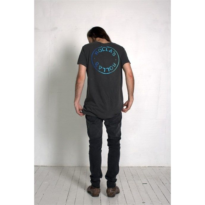 NEW CIRCLE LOGO TEE by ROLLAS