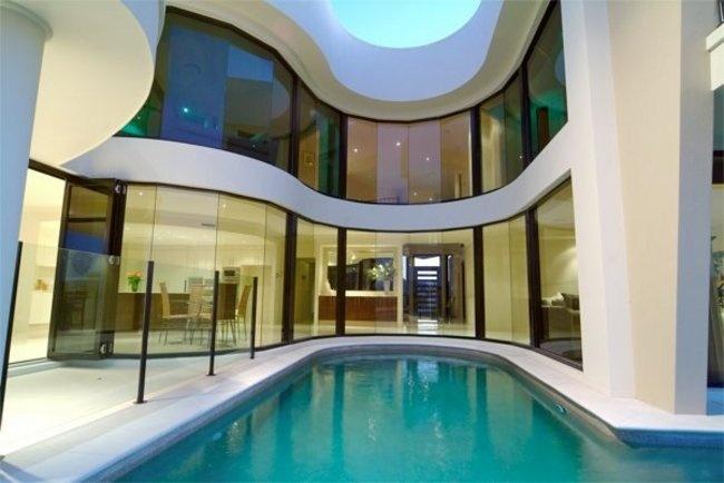 9 best australian property images on pinterest luxury for Pool design gold coast