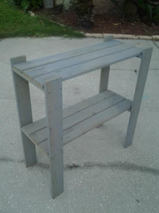 painted pallet furniture. rustic painted pallet sofa table furniture